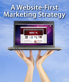 Website First Marketing Strategy